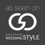 As Seen on Grace Ormonde Wedding Style