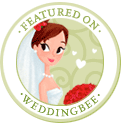 Featured On Wedding Bee