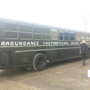 Florabundance Design Days Bus