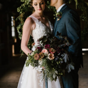 100 Layer Cake — Rustic barn wedding inspiration at Moody Mountain Farm