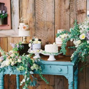 Sweets & Dreamy Florals