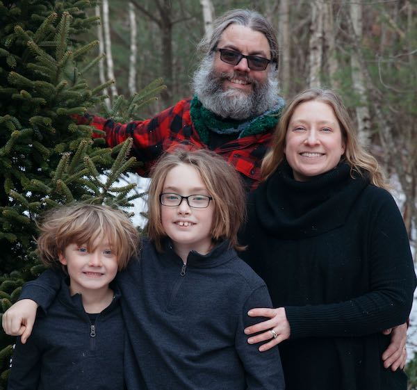 Emily Family Photo